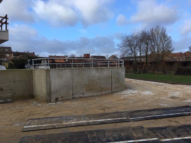 Nieuwbouw - Ballustrade